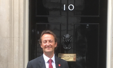 Neil at No. 10